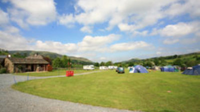 Picture of High Laning Caravan Park, Cumbria, North of England