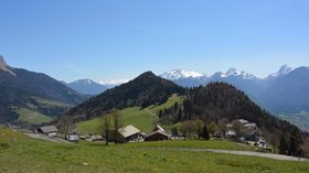 in the Hautes Alpes Region