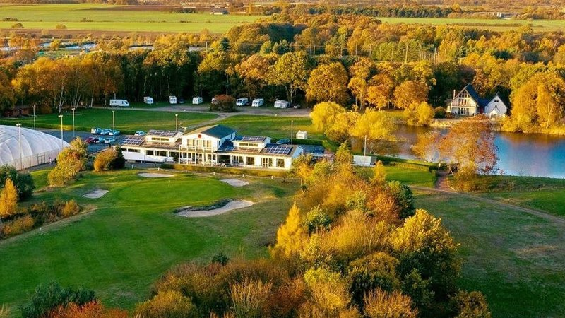 UK touring pitches - Messingham Grange Lincolnshire