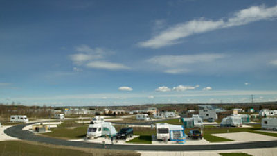 Photo of Poolsbrook Country Park Caravan Club Site, Derbyshire, Central North England