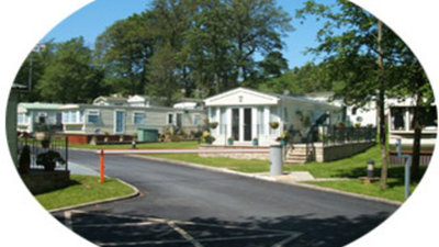 Picture of Moor Valley Caravan Park, West Yorkshire, North of England - Static holiday homes at Moor Valley CP