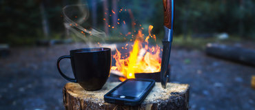 Campfire must-have gadgets - Best camping gadgets