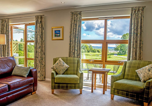 Photo of Lodge: Drumlanrig Lodge