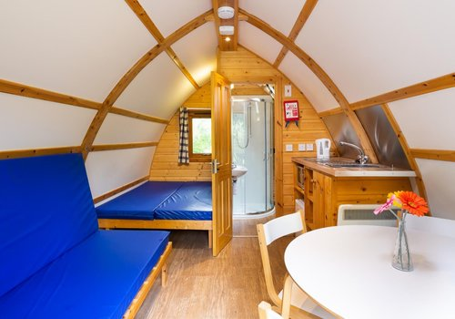 Photo of Camping pod: River Lune 2 Glamping Pod
