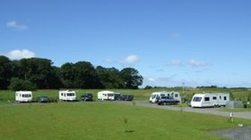 Picture of Little Orchard Caravan Park, Lancashire, North of England