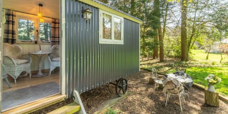 Chez Marguerite - Shepherd's Hut