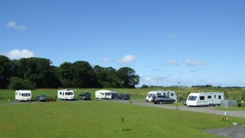 Picture of Little Orchard Caravan Park, Lancashire, North of England