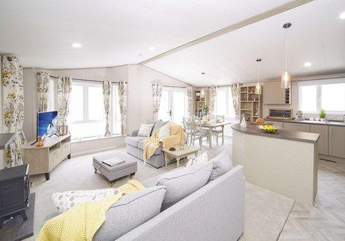 Photo of Park Home: Atlas Lilac Lodge
