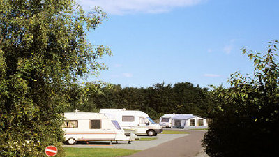 Picture of Ferry Meadows Caravan Club Site, Cambridgeshire, East England