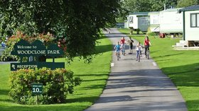 self-catering holiday in the Yorkshire Dales - Woodclose Park