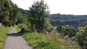 Slade Valley, near Ilfracombe Devon  (© © Copyright Ron Strutt (https://www.geograph.org.uk/profile/1811) and licensed for reuse (http://www.geograph.org.uk/reuse.php?id=42682) under this Creative Commons Licence (https://creativecommons.org/licenses/by-sa/2.0/).)