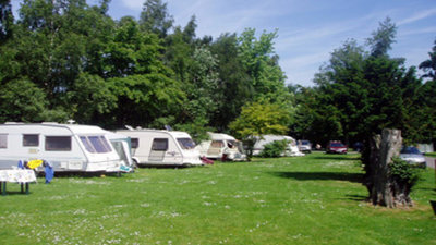 Picture of Grafham Water Caravan Club Site, Cambridgeshire, East England