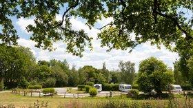 Touring parks in Devon - Woodland Springs Touring Park, Devon