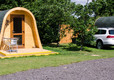 Our Camping pods