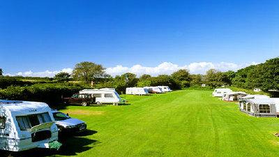 Picture of Crossways Caravan Club Site, Dorset, South West England
