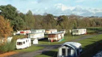 Picture of Turriff Caravan Park, Aberdeenshire, Scotland