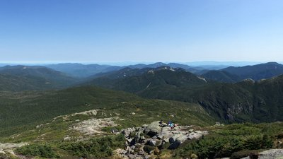 2016-09-04_12_29_29_Panorama_north_and_east_from_the_northeast_side_of_the_summit_of_Mount_Marcy_in_Keene,_Essex_County,_New_York
