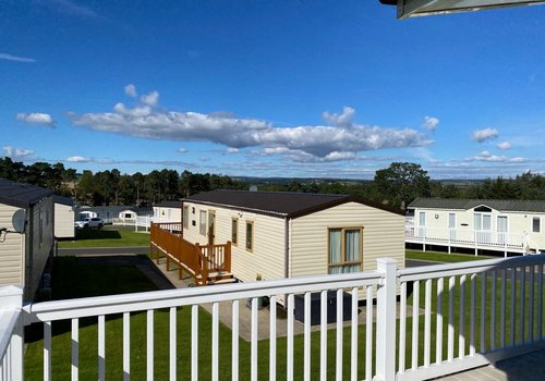 Photo of Lodge: 2-bed Willerby Aspen