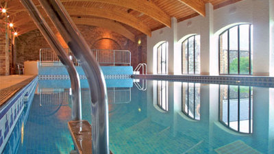 Sindpool - The indoor pool at Cambrian Coast