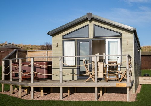 Photo of Lodge: 2-Bed Lodge with Hot Tub