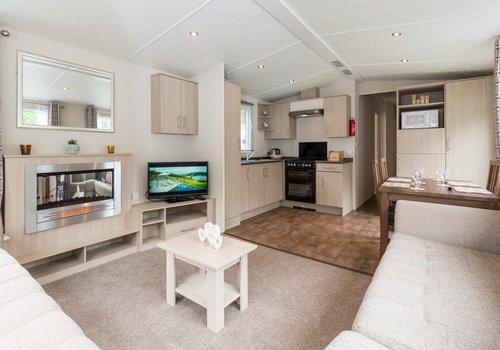 Photo of Holiday Home/Static caravan: 2 Bed Gold Caravan