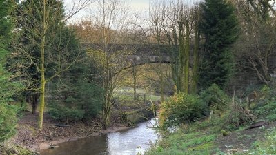 Wigan Road Bridge over the River Yarrow  (© © Copyright David Dixon (https://www.geograph.org.uk/profile/43729) and licensed for reuse (http://www.geograph.org.uk/reuse.php?id=4259309) under this Creative Commons Licence (https://creativecommons.org/licenses/by-sa/2.0/).)