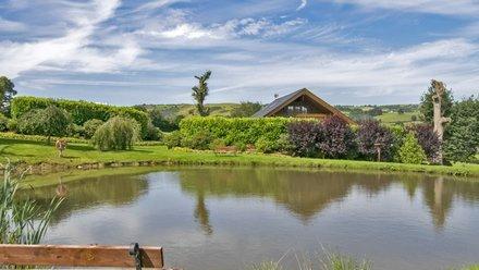Luxury Lodges Wales