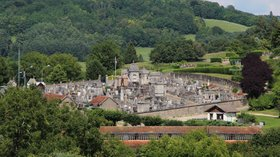 Bourbonne-les-Bains (© By Lionel Allorge (Own work) [GFDL (http://www.gnu.org/copyleft/fdl.html), CC BY-SA 3.0 (http://creativecommons.org/licenses/by-sa/3.0) or FAL], via Wikimedia Commons (GFDL copy: https://en.wikipedia.org/wiki/GNU_Free_Documentation_License, original photo: https://commons.wikimedia.org/wiki/File:Bourbonne-les-Bains_en_2013_26.jpg))