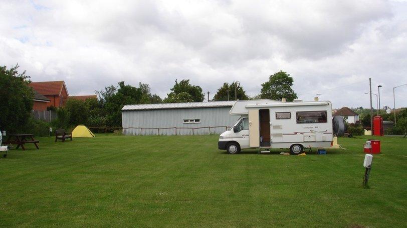 Photo of Primrose Cottage Caravan Park - Part of the Primrose Cottage Caravan Park on the picture