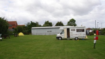 Photo of Primrose Cottage Caravan Park - Part of the Primrose Cottage Caravan Park on the picture
