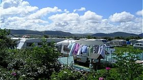 Picture of Henllys Farm Camping & Touring Park, Conwy, Wales