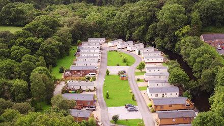 Holidays in Cornwall and Devon - Notter Bridge Park
