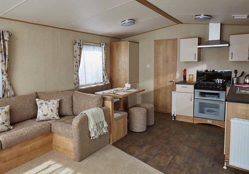 Photo of Holiday Home/Static caravan: Luxury 2-Bed Caravan