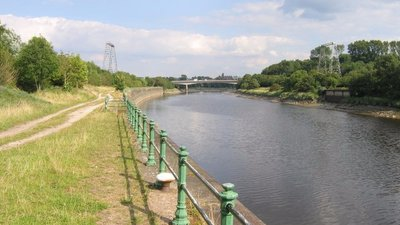 River Ribble, Preston (© © Copyright A-M-Jervis (http://www.geograph.org.uk/profile/28570) and licensed for reuse (http://www.geograph.org.uk/reuse.php?id=948378) under this Creative Commons Licence (https://creativecommons.org/licenses/by-sa/2.0/).)