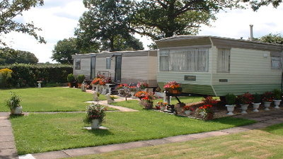 Picture of Homestead Caravan Park, Staffordshire