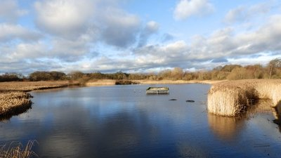 Gosforth Nature Reserve near the caravan site (© © Copyright Les Hull (https://www.geograph.org.uk/profile/3612) and licensed for reuse (http://www.geograph.org.uk/reuse.php?id=4817348) under this Creative Commons Licence (https://creativecommons.org/licenses/by-sa/2.0/).)