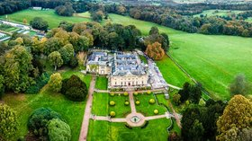 Wortley Hall former stately home and gardens (© By Hpeterswald [CC BY-SA 4.0  (https://creativecommons.org/licenses/by-sa/4.0)], from Wikimedia Commons (original photo: https://commons.wikimedia.org/wiki/File:Wortley_Hall_former_stately_home_and_gardens.jpg))