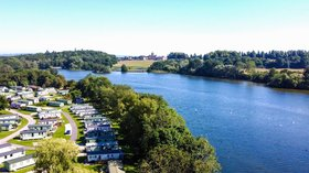 Holidays in North Yorkshire - Castle Howard Lakeside Holiday Park