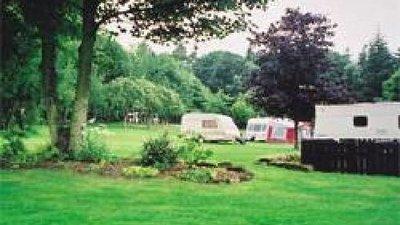 Picture of Englethwaite Hall Caravan Club Site, Cumbria
