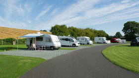 Ludlow Touring Park, South Shropshire