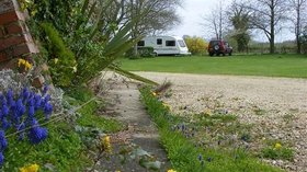 Picture of Bell Caravan Park, Wiltshire, South West England