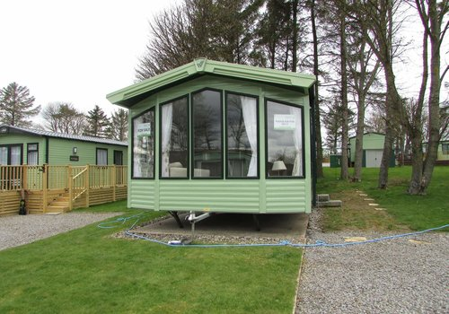Photo of Holiday Home/Static caravan: Willerby Aspen