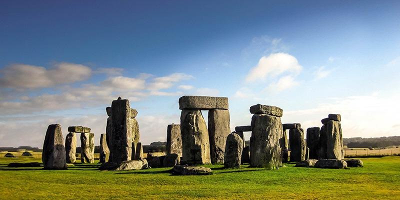 Stonehenge and the Other Great Stone Circles of the UK - Stonehenge