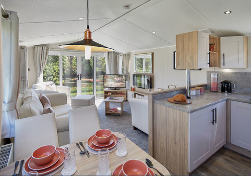 Photo of Holiday Home/Static caravan: Willerby Manor