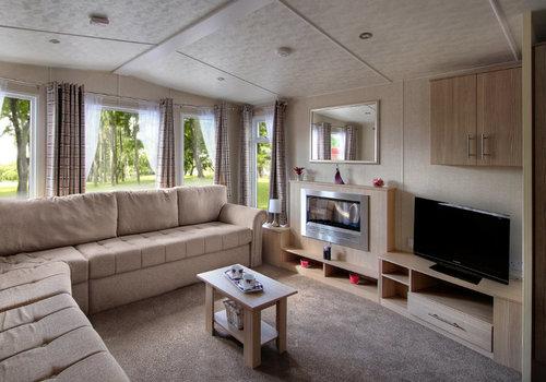 Photo of Holiday Home/Static caravan: Gold 2 Bed Caravan, Sleeps 4