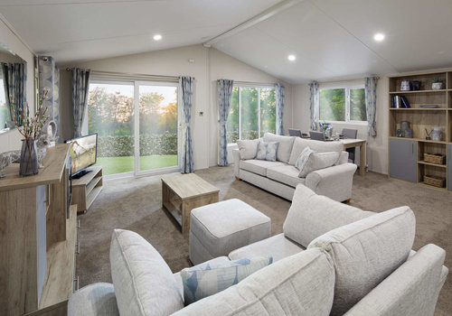 Photo of Lodge: 2-Bed Willerby Clearwater Lodge 2021
