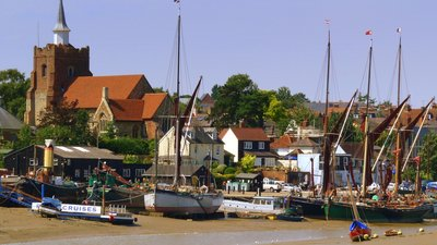 In the region Essex: Maldon (© By Jason Ballard (Flickr: Maldon, Essex) [CC BY 2.0 (http://creativecommons.org/licenses/by/2.0)], via Wikimedia Commons (original photo: https://commons.wikimedia.org/wiki/File:Maldon,_Essex.jpg))