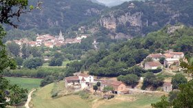 Arcambal  Béars (nearby area) (© By Torsade de Pointes (Self-photographed) [Public domain], via Wikimedia Commons)