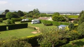 Picture of Southland Camping Park, Isle of Wight, South East England