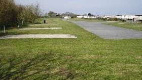 Picture of pitches at Sandycove Holiday Park, Down